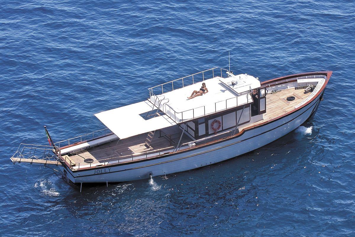 """Das """"Pirat"""" Boot Ausfluge"""