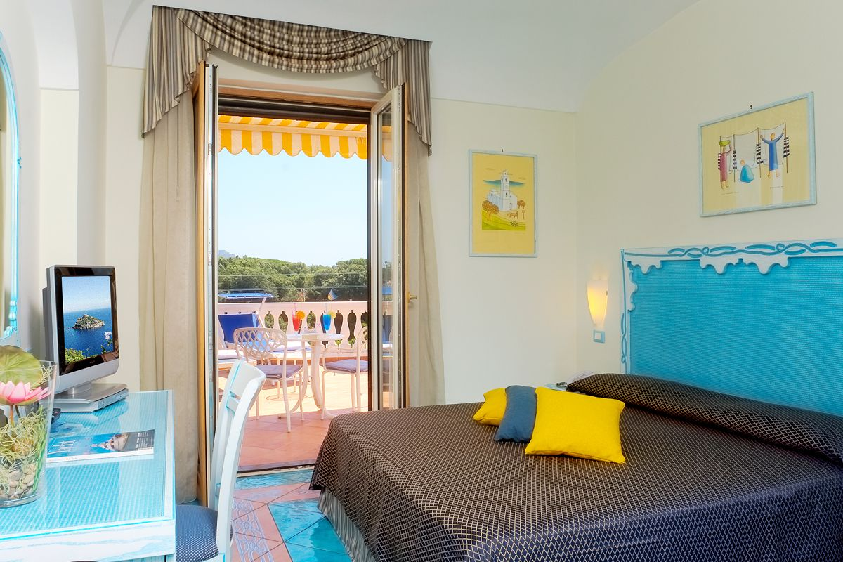 Hotel Bellevue Ischia Superior Room