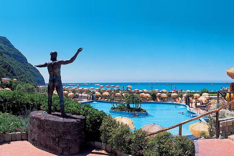Poseidon Hotel Bellevue Ischia Wellness Amp Relax