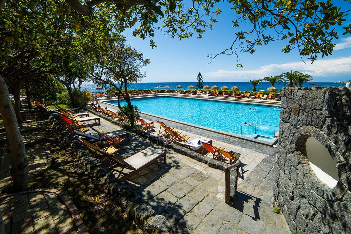 Hotel Poseidon Napoli