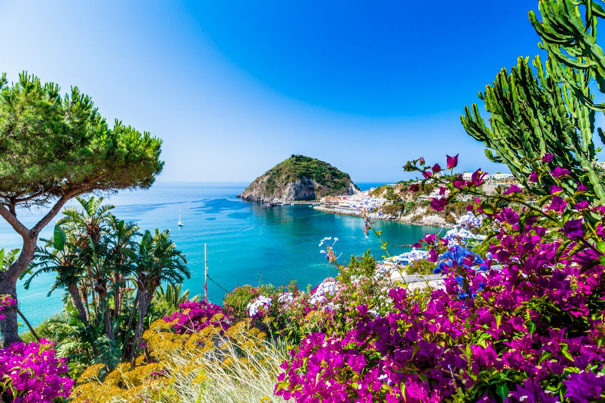 Scopri Ischia, l'Isola verde