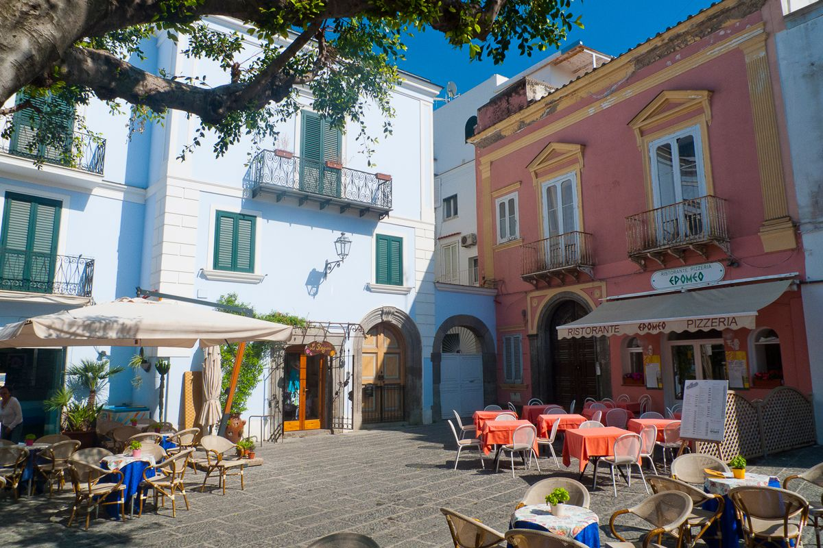 Discover Ischia, the Green Island