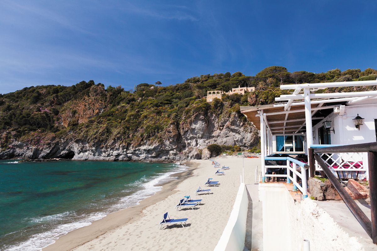 Spiagge Ischia Hotel Bellevue 3 Stelle Ischia Porto