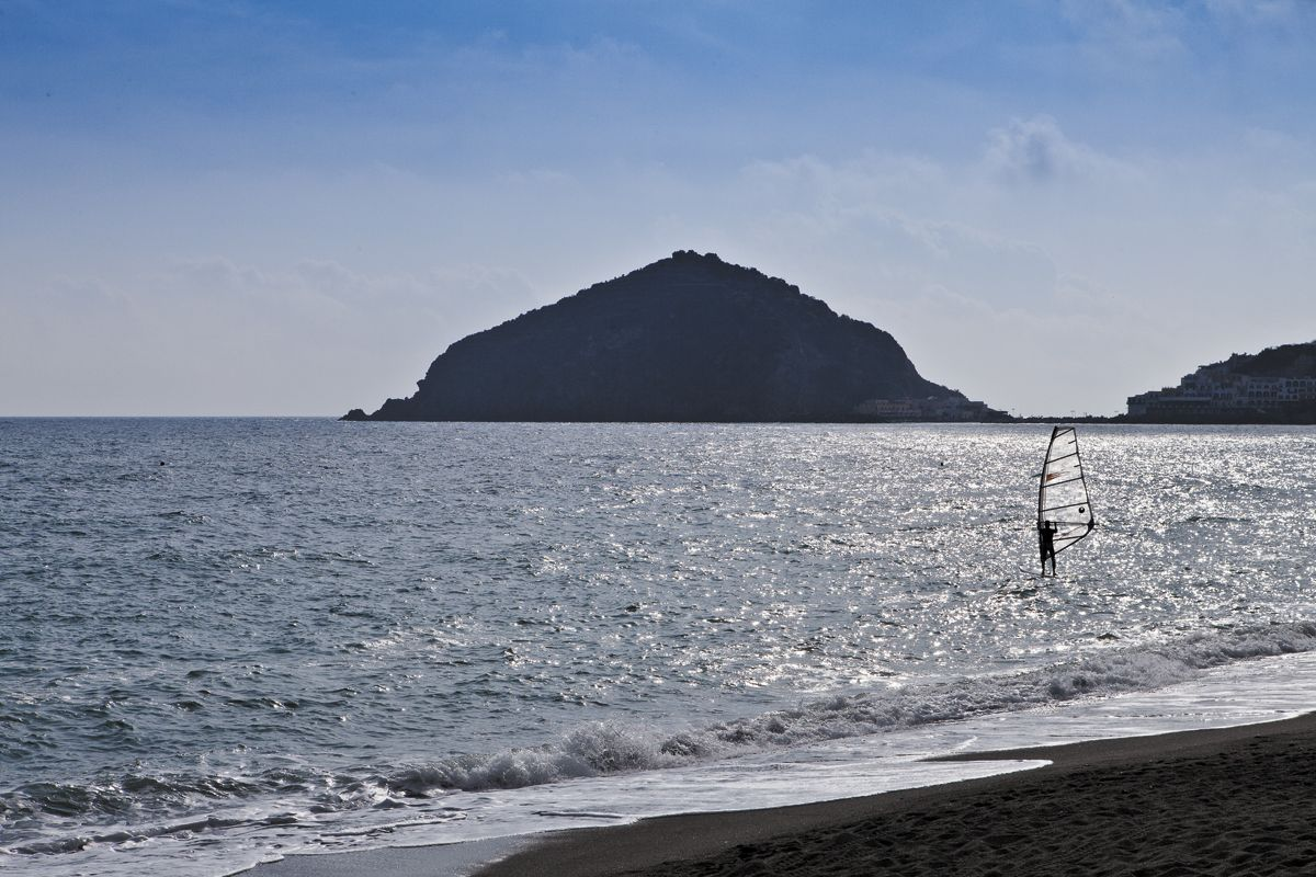 Le spiagge ad Ischia
