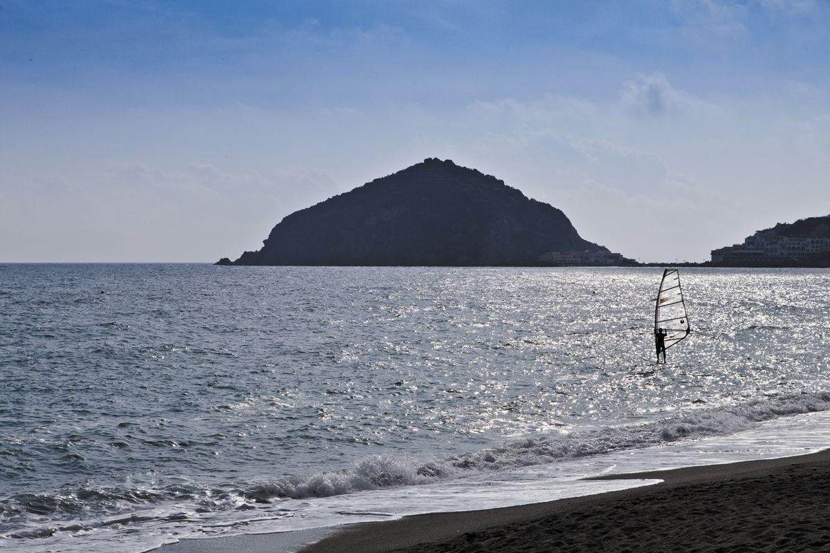 Die Strände auf Ischia