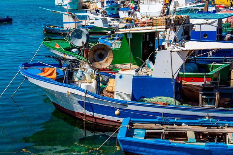 Settembre ad Ischia Porto
