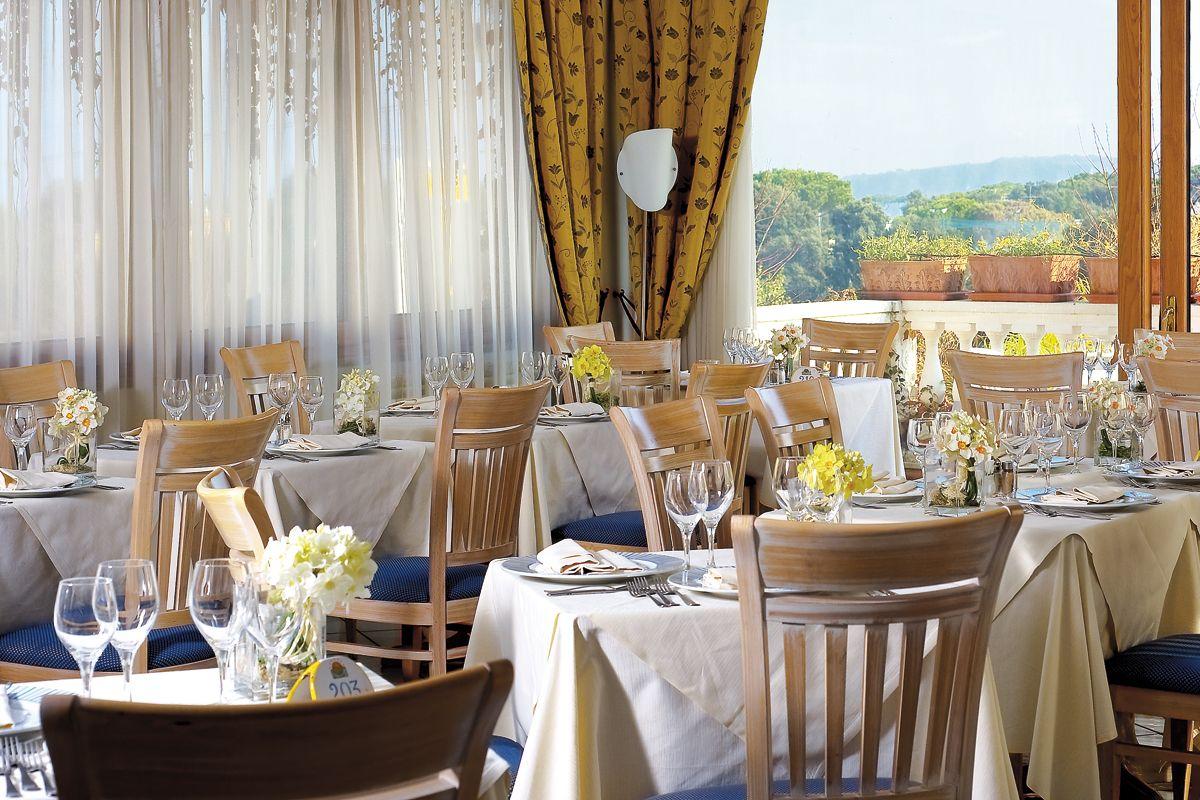 Hotel Bellevue Ischia Restaurant