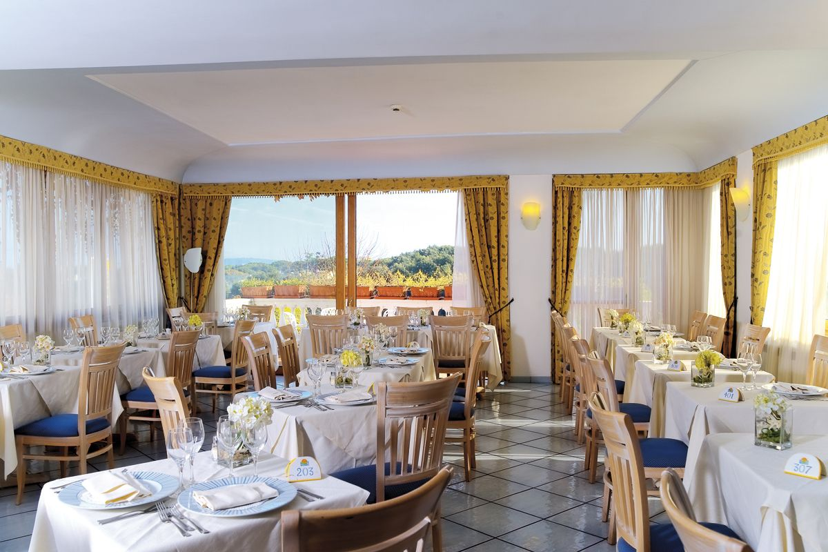 Hotel Bellevue Ischia Ristorante